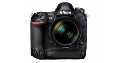 Nikon Announces the Development of the D6 DSLR