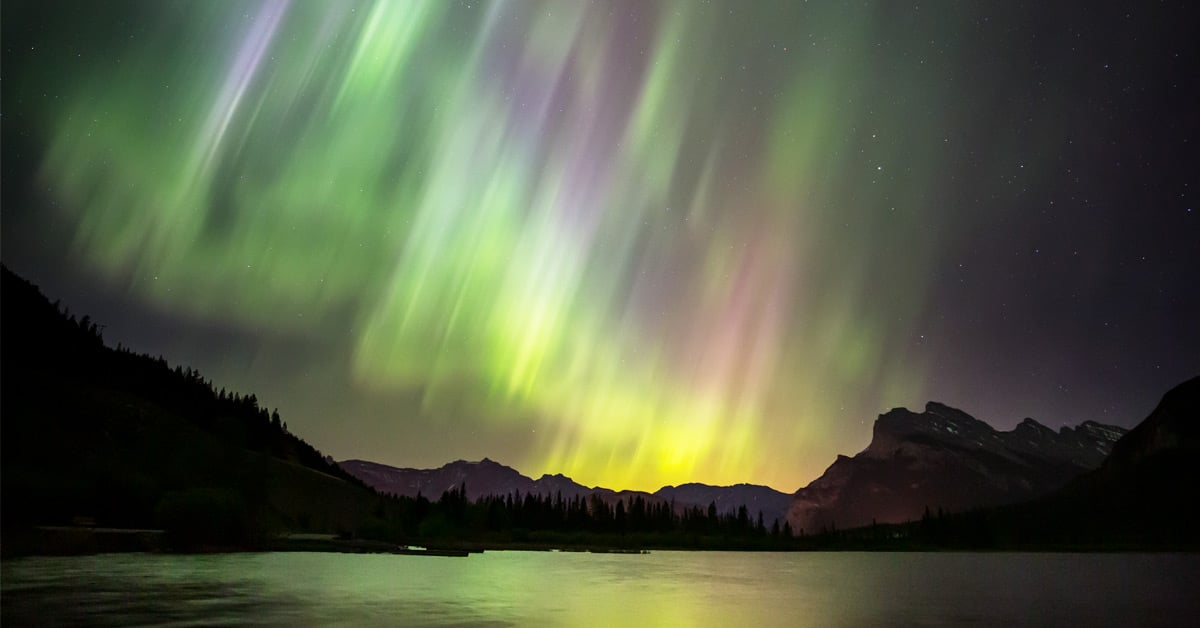 What Is the Best Focal Length to Photograph the Northern Lights?