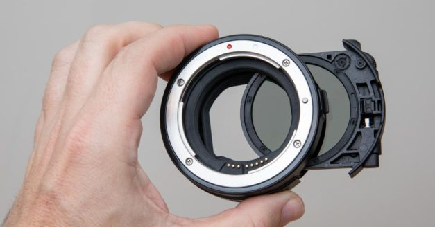 REVIEW: Canon EF-EOS R Drop-In Filter Mount Adapter with Circular Polarizer Filter