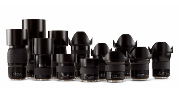 A Complete List of Hasselblad H System Lenses and Their Specifications