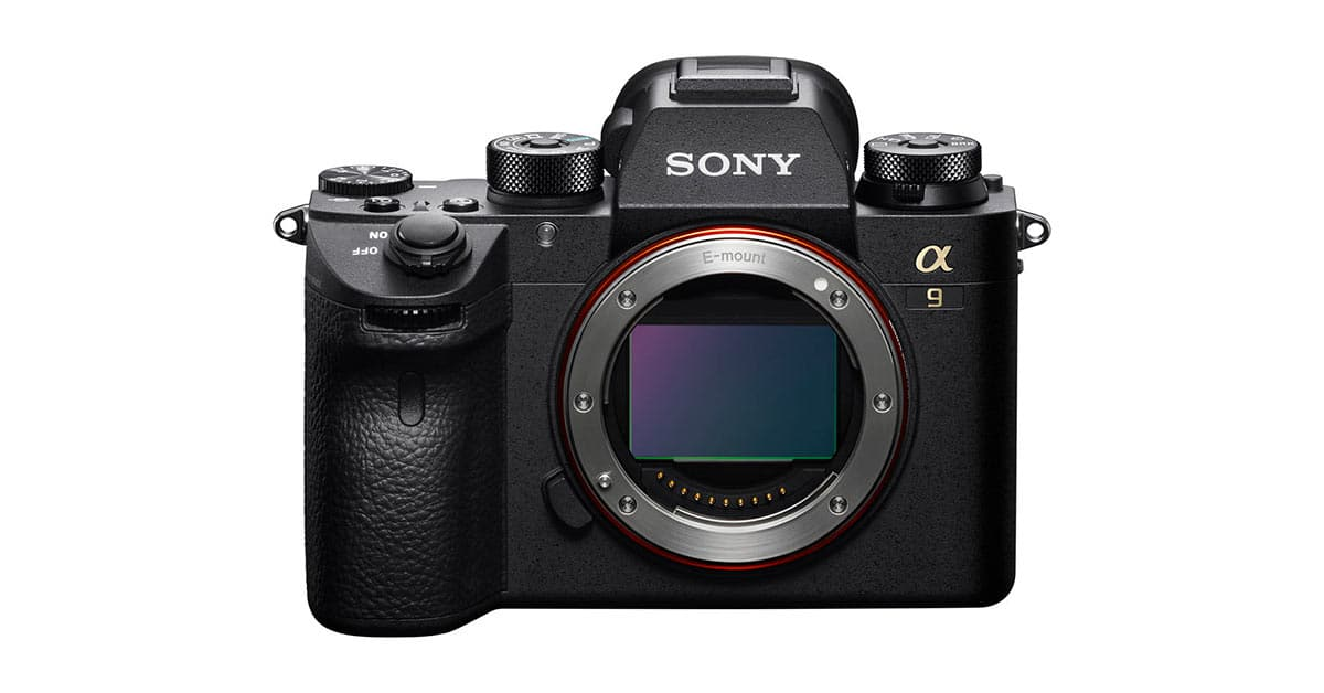 Major Sony a9 Firmware Update Adds Animal Eye AF and Much More