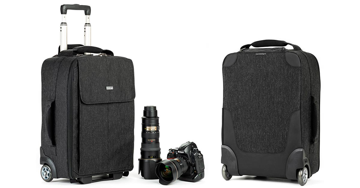 Think Tank Launches New Lightweight Carry-On Roller – Advantage XT