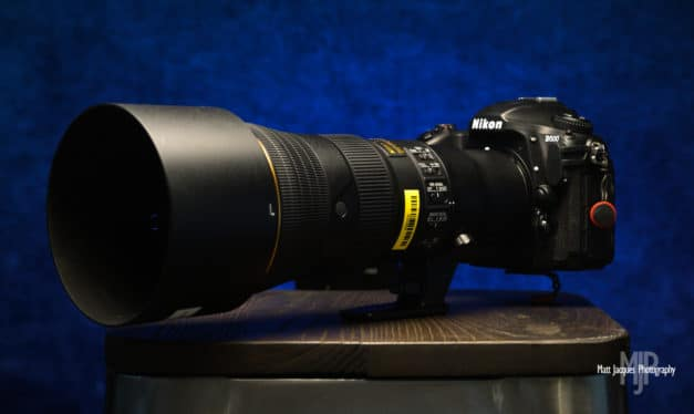 Nikon 500mm f/5.6 PF Review