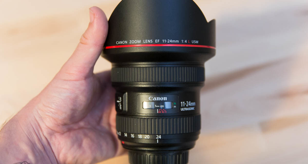 Canon 11-24mm f/4 L Hands-On Photos