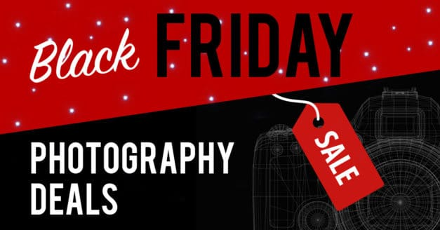 Black Friday Photography Deals 2019