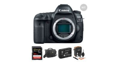 Save up to $600 on a Canon 5D Mark IV
