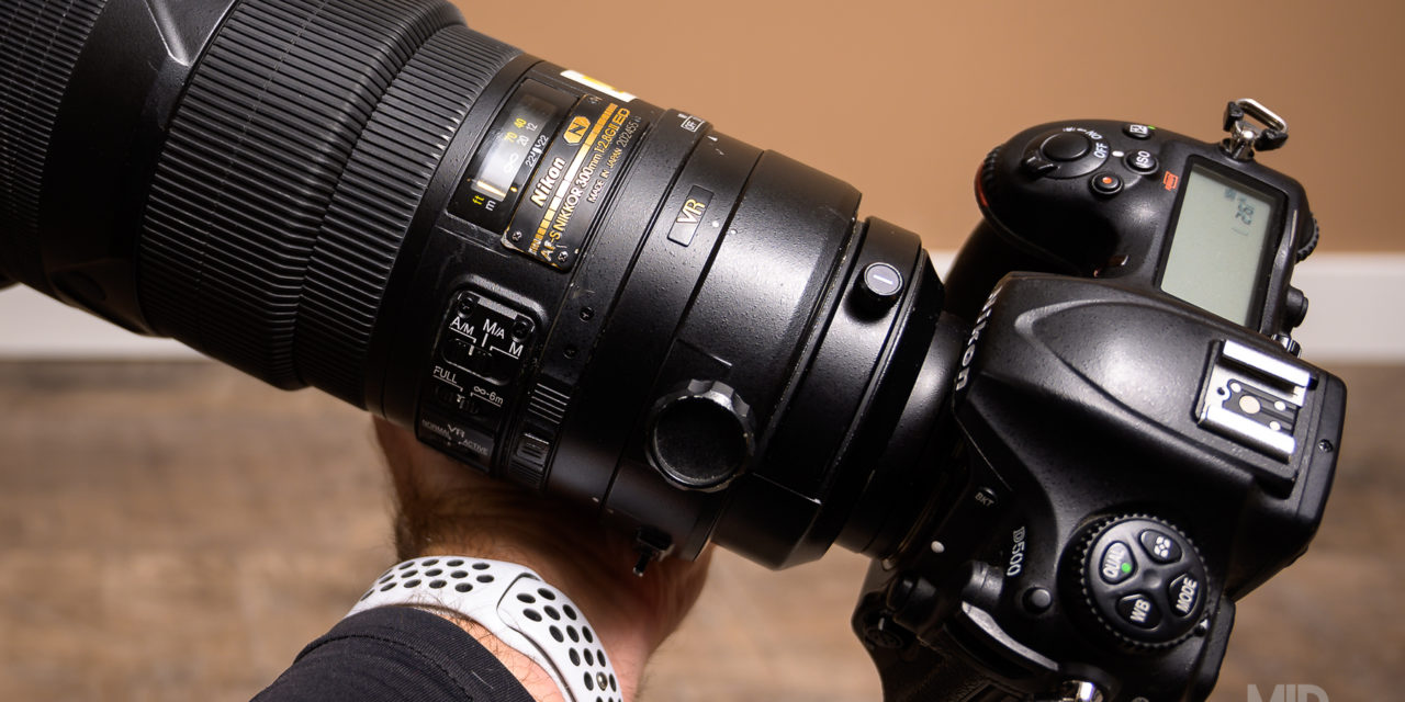 Nikon 300mm f/2.8 VRII Hands-On