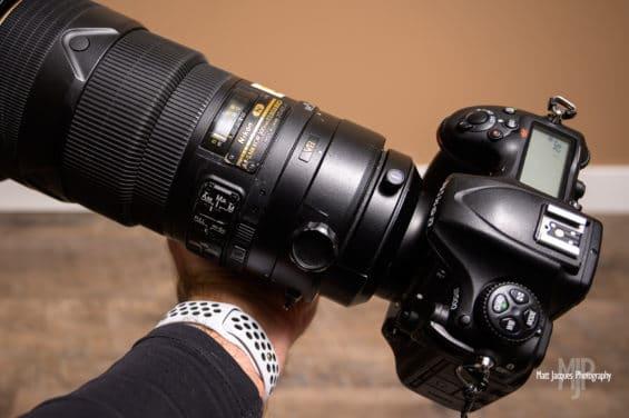 Nikon 300mm f/2.8 VRII Hands-On