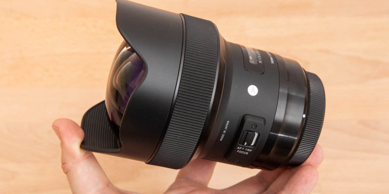 Sigma 14mm f/1.8 ART Hands-On Photos