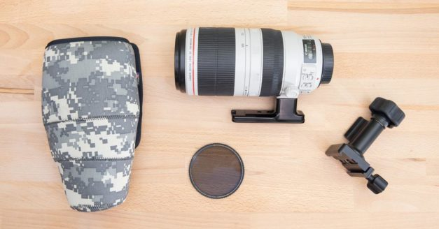 Best Accessories for the Canon 100-400mm f/4.5-5.6 L IS II