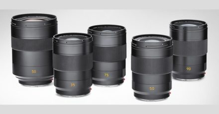 A Complete List of Leica SL L-Mount Lenses and Their Specifications