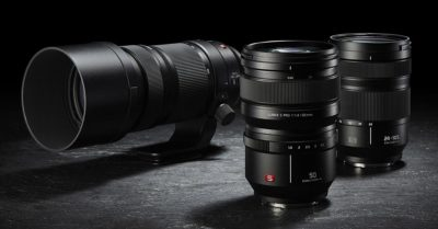 A Complete List of Panasonic Lumix S L-Mount Lenses and Their Specifications