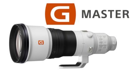 A Complete List of Sony G Master Lenses and Their Specifications