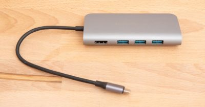 Review: HyperDrive POWER 9-in-1 — USB-C Hub and Card Reader