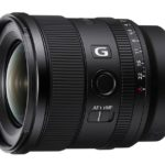 Sony Launches New FE 20mm F/1.8 G Lens
