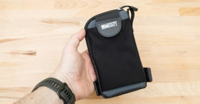 MindShift Gear Rotation Phone Pouch Review