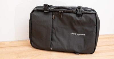 Nayo EXP Travel Backpack Review