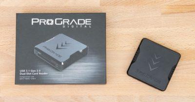 Review: ProGrade Digital CF+SD Card Reader (USB-C)