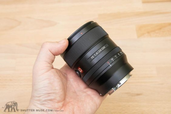 Sony FE 24mm f/1.4 G Master Hands-On Photos