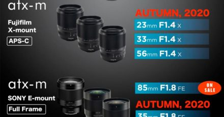 Tokina Lens Roadmap