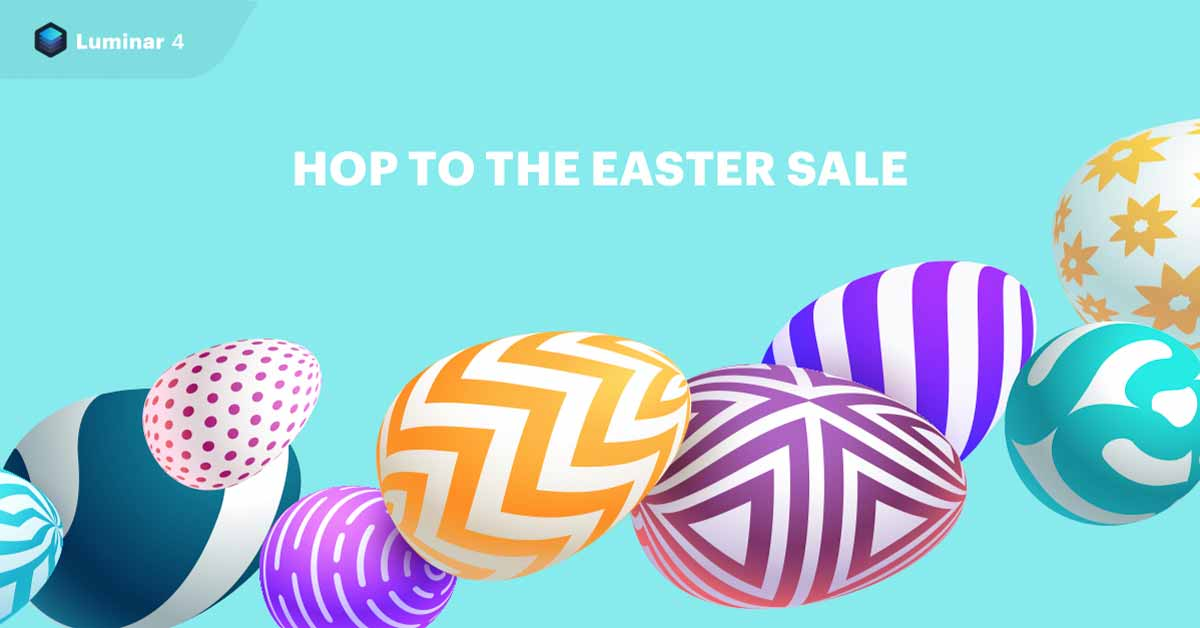 Luminar Easter Sale – Save $25