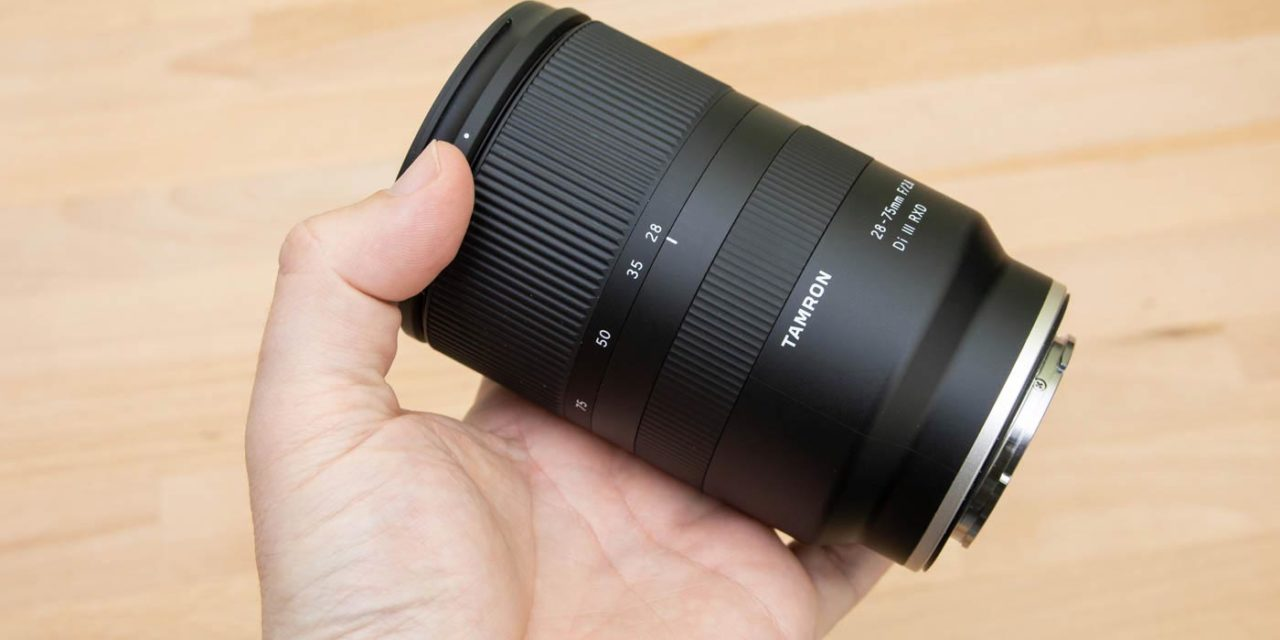 Tamron 28-75mm f/2.8 Di III For Sony FE – Hands-On Photos