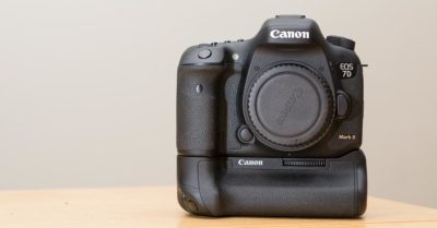 Canon BG-E16 Battery Grip Review for 7D Mark II