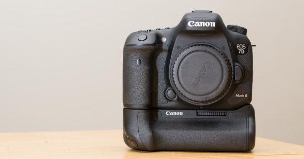 Canon BG-E16 Battery Grip Review for 7D Mark II
