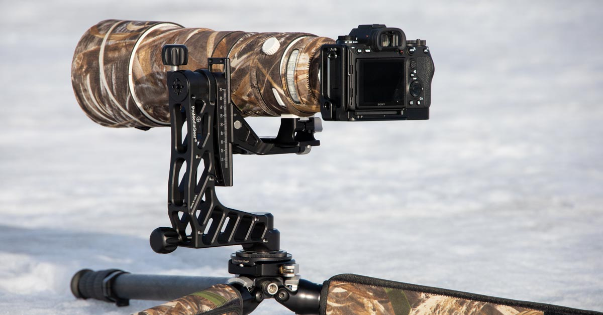 ProMediaGear Katana Junior Gimbal Review