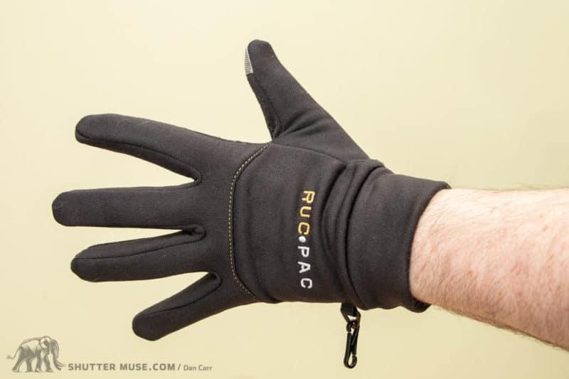 RucPac Professional Tech Gloves Medium//Large