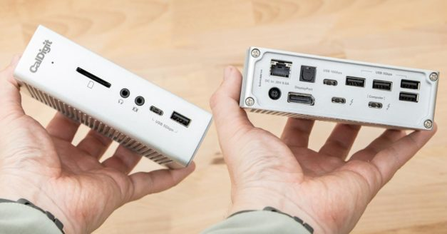 CalDigit TS3 Plus Thunderbolt Dock Review