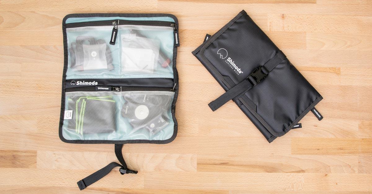 Review: Shimoda Designs Panel Wrap Accessory Organizer