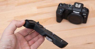 Do You Need The EG-E1 Extension Grip For The EOS RP Camera?