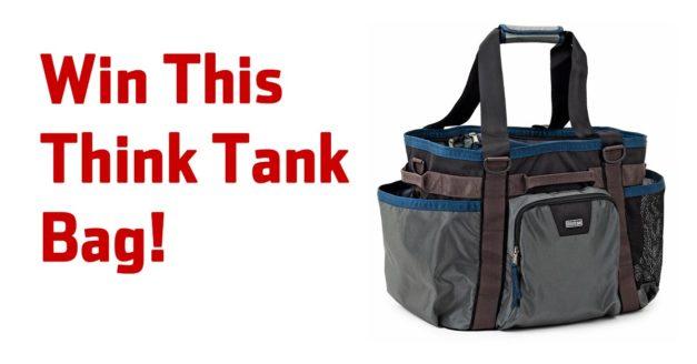 Win a Think Tank Freeway Longhaul + Get It Before Anyone Else!