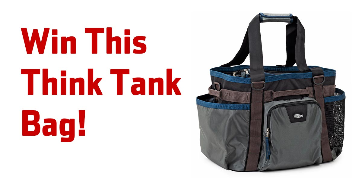 Win a Think Tank Freeway Longhaul + Get It Before Anyone Else!