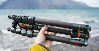 3 Legged Thing Bucky Travel Tripod Review