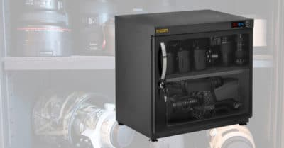 Ruggard Dry Cabinet Review – Storing My Gear The Right Way