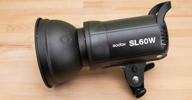 Godox SL-60 Review – Excellent Budget COB LED Light