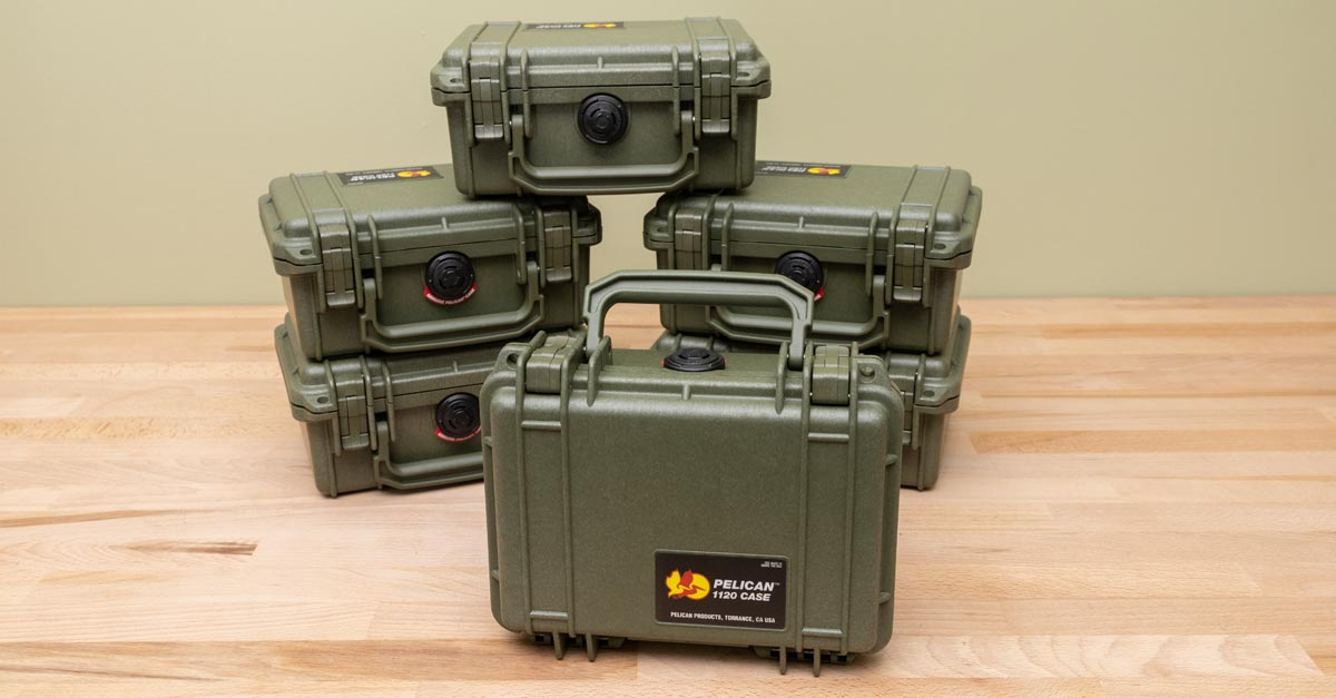 Pelican 1120 Review – The Cheapest Real Pelican Case is Worth a Look