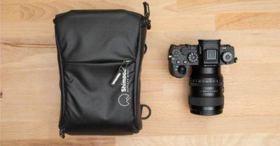 Shimoda Top Loader Review – Great Rugged Camera Holster