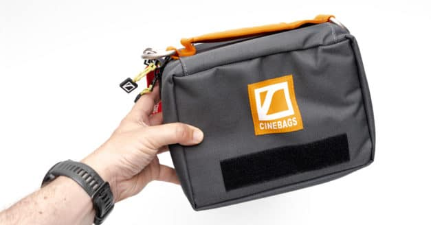 CineBags Monitor Pack – The Best Way to Carry Your Camera Monitor!