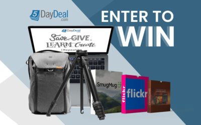 Huge Photography Giveaway – $10,000+ In Prizes