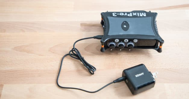 Best USB-C Power Supply and Battery for Sound Devices MixPre-3 & MixPre-6