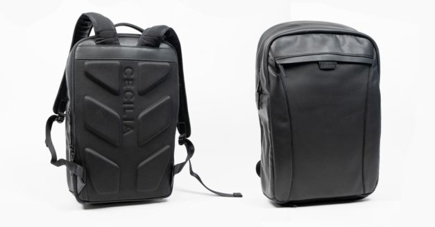In-Depth Review of The Cecilia Mercator Leather Camera Pack