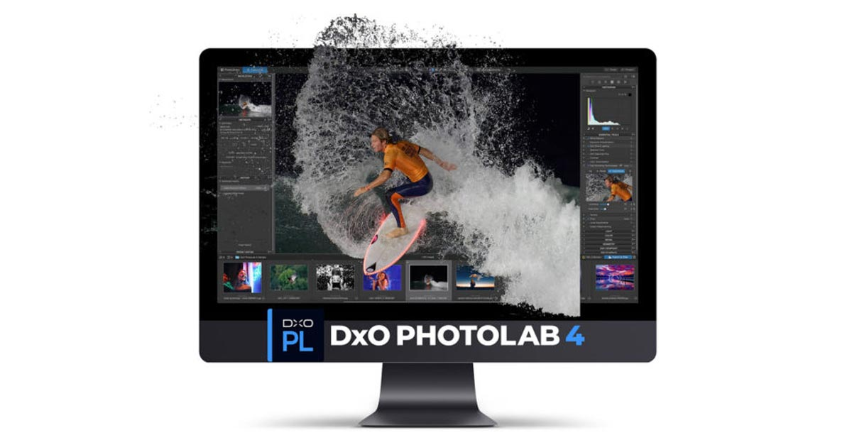 DxO Photolab 4 Is Out Now! – 30% Discount Included