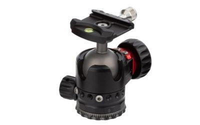 ProMediaGear Launches New BH50 Ball Head