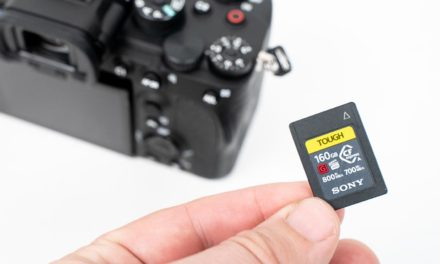 Do You Need to Use a Cfexpress Card With the Sony a7S III?
