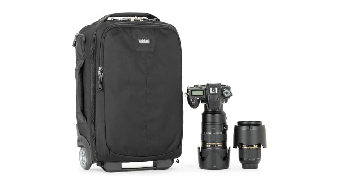 New Think Tank Essentials Convertible Rolling Backpack