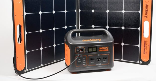 Jackery SolarSaga 100W Solar Panel Review – Foldable and Powerful