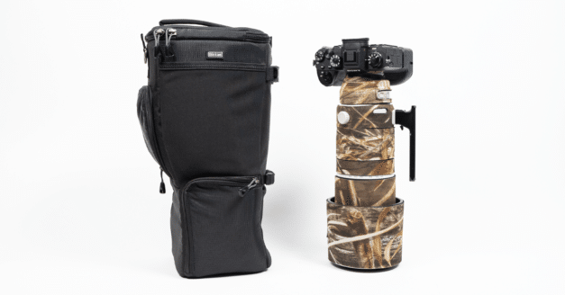 Think Tank Digital Holster 150 Review – Quick Access Telephoto Lenses